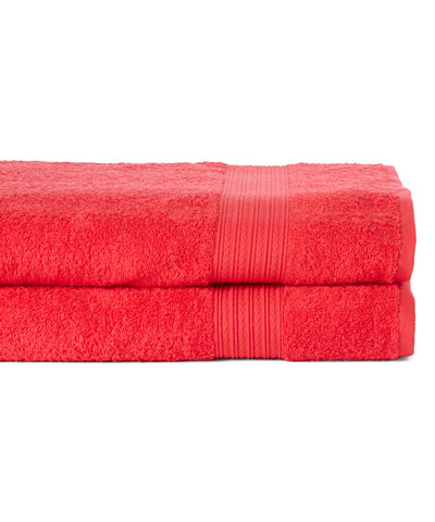 Goza Towels Cotton Bath Towels (2 Pack, 28 x 56 inches)