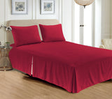 Goza Bedding Microfiber Bed Skirt - Gozatowels