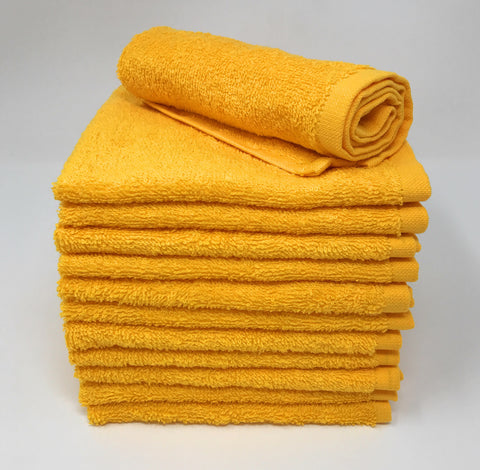 golden-yellow-towel