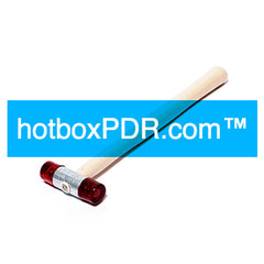 B-PDR-05-7570 - PDR red tip knock down hammer