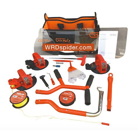 A-GRT-01-PRO6 - WRD PRO6 System 3-in-1 Deluxe 425 Glass Removal Kit