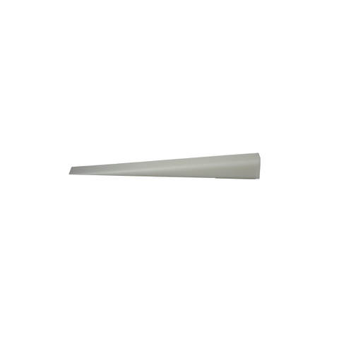 C-PDR-05-SWWW - straight window wedge white
