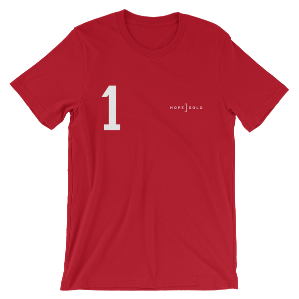 Hope Solo Jersey Tees