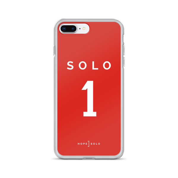 Solo iPhone Cases