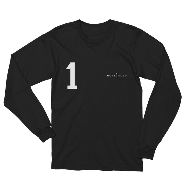 Hope Solo Jersey Long Tee