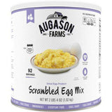 Augason Farms Dried Scrambled Egg Mix, 92 serving each, 3 Cans Free Shipping