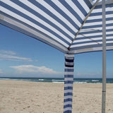 Cool Cabanas Cool Cabanas UPF 50 cotton poly canvas,50+ UV protection,8 pocket,Navy Color