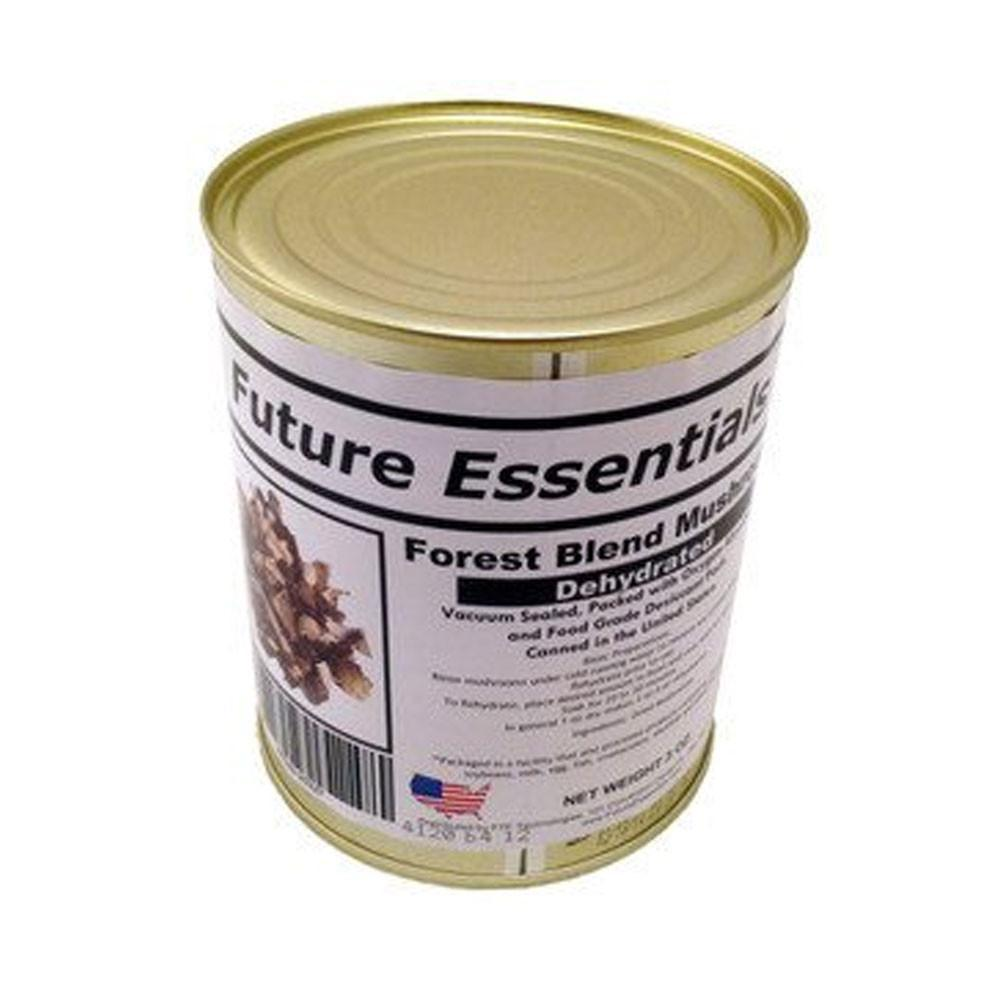 Future Essentials Canned Dehydrated Forest Blend Mushrooms