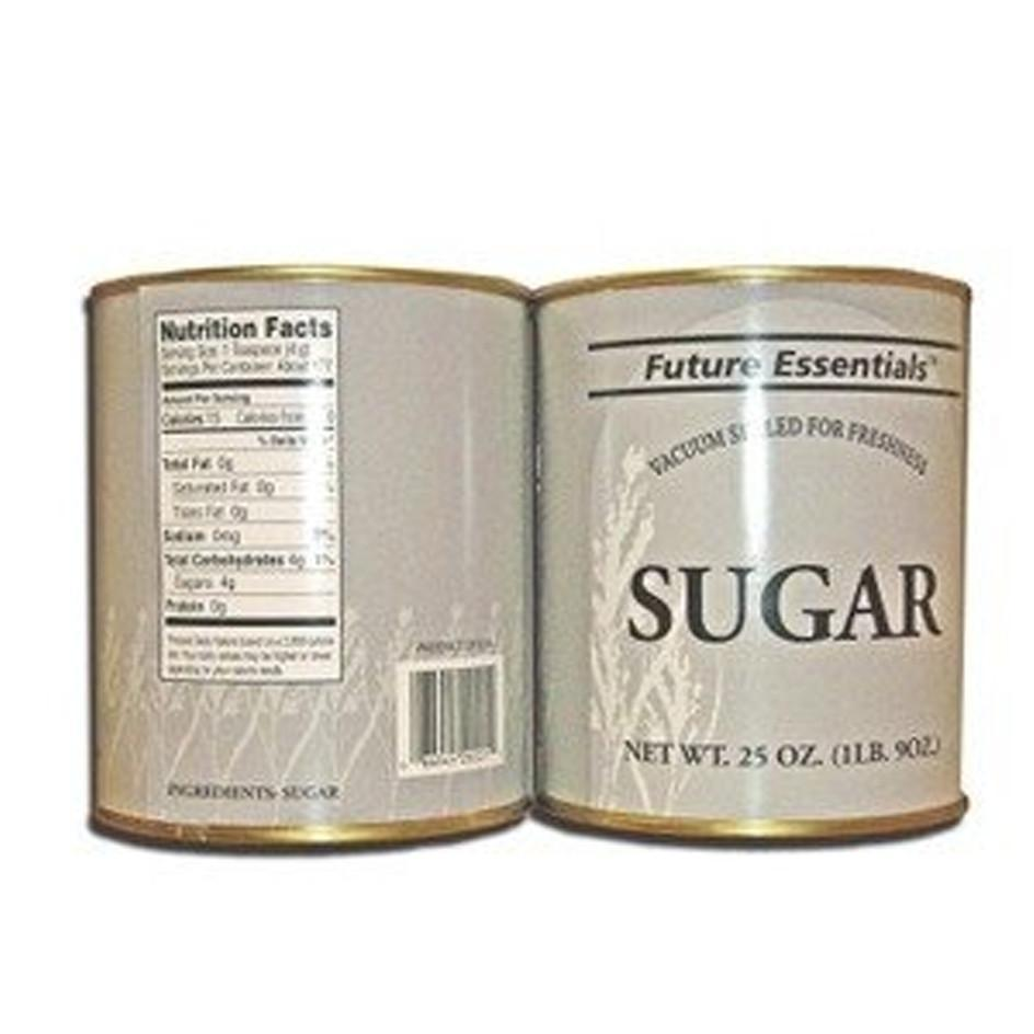 Canned Granulated White Sugar - Offer