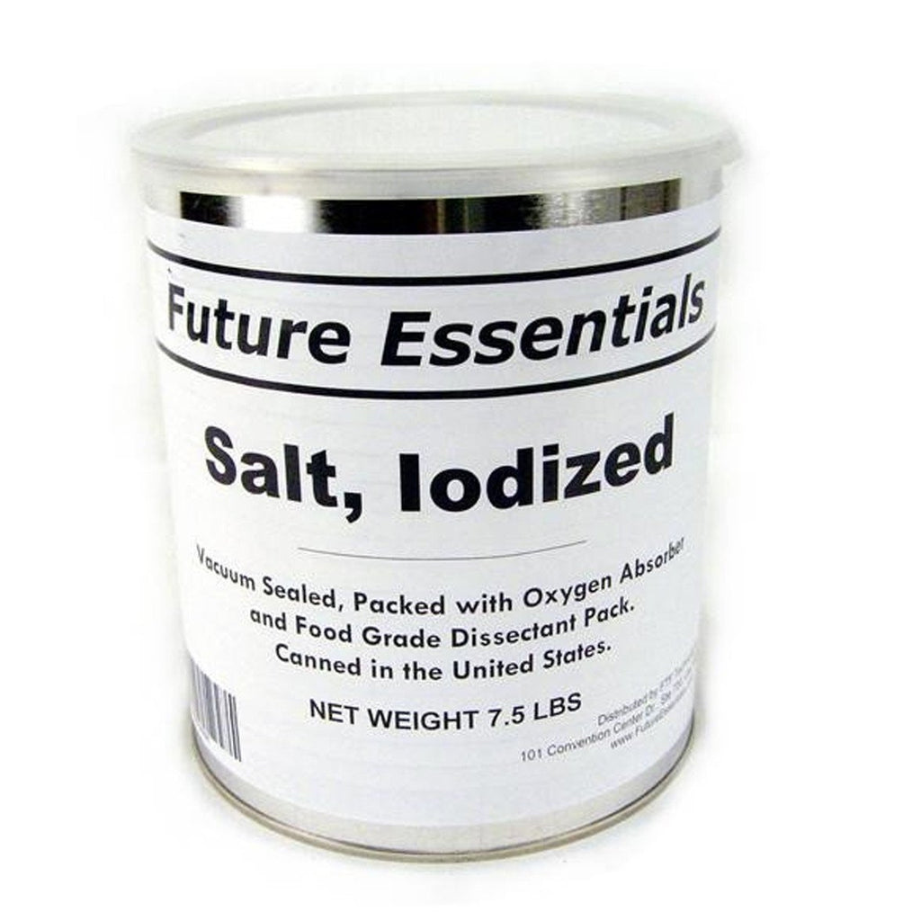 Future Essentials Case of Future Essentials Iodized Salt