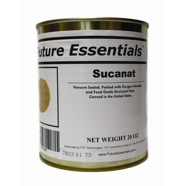 Future Essentials Future Essentials Canned Natural Sucanat - Case