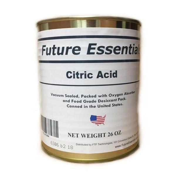 Future Essentials Future Essentials Citric Acid - Case