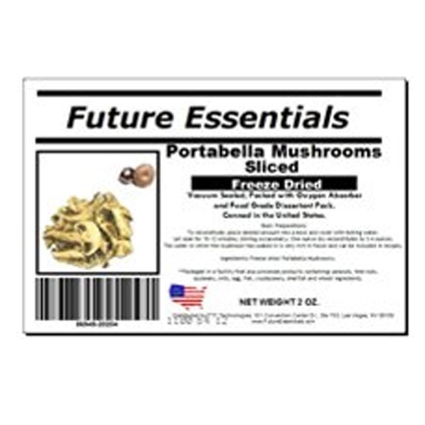 Future Essentials Portabella Mushrooms by Future Essentials