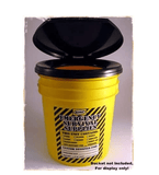Mayday Industries Honey Bucket Port-A-Pottie Lid
