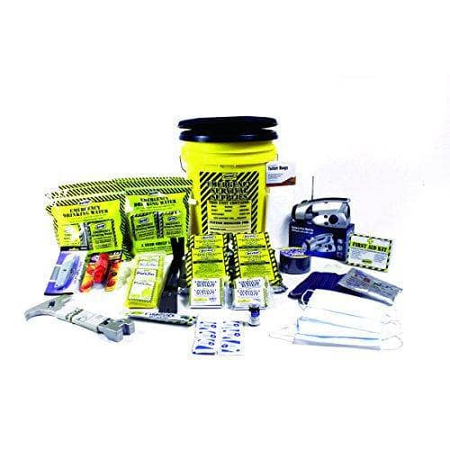 Mayday 13040 Deluxe 4 Person Honey Bucket Emergency Kit
