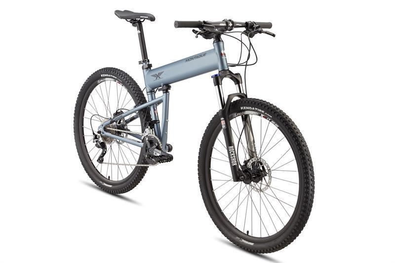 Montague Bikes & Fitness Montague Paratrooper Highline Bike