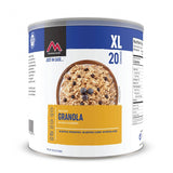 Mountain House Granola with Milk & Blueberries Freeze Dried Food For Long Term Storage and Emergency Preparedness, Outdoor Camping And Hiking #10 Can 1 Can CLEAN LABEL