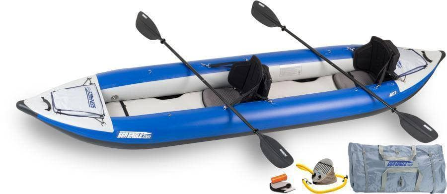Sea Eagle 420x Inflatable (Kayak Pro) Package