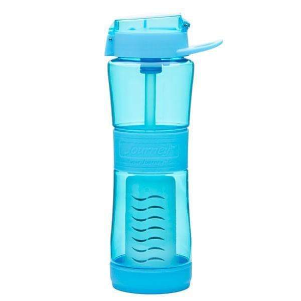 SaganLife Journey Sky Blue Water Bottle w/ Filter -, BPA free water bottle