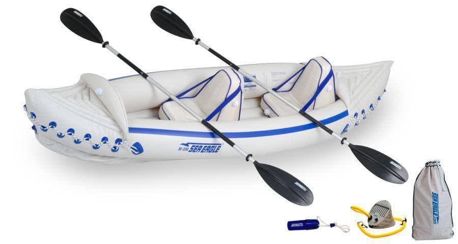 Sea Eagle 330 Inflatable Kayak (Pro Kayak)