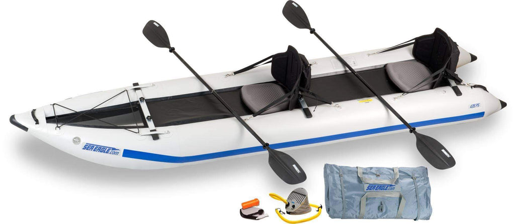 Sea Eagle 435ps Paddleski™ Inflatable Kayak (Pro Kayak)