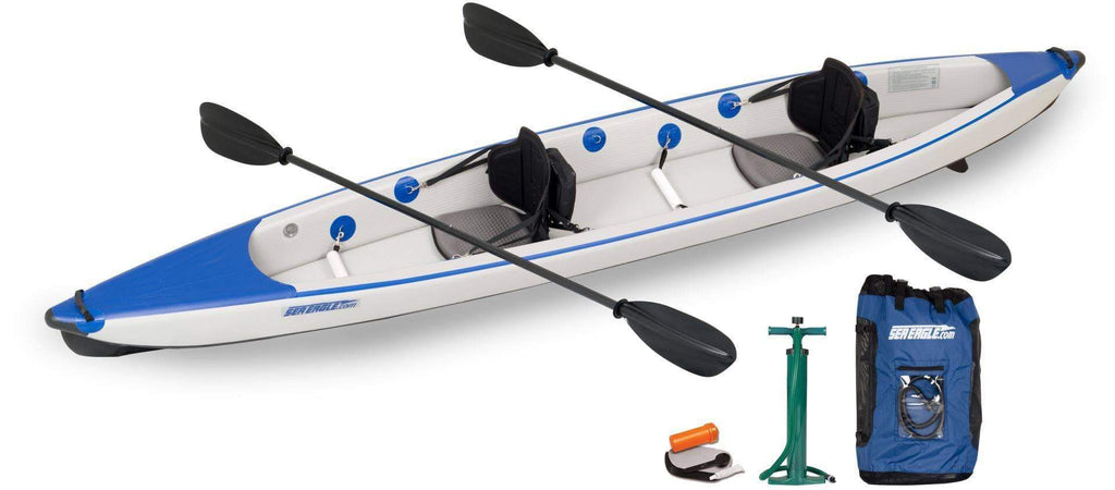 Sea Eagle Razorlite 473rl Inflatable Drop Stitch Kayak (Pro Carbon)