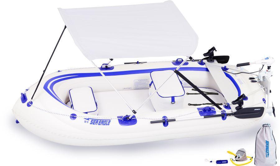 Sea Eagle SE9 Inflatable Boat(Fish-N-Troll)