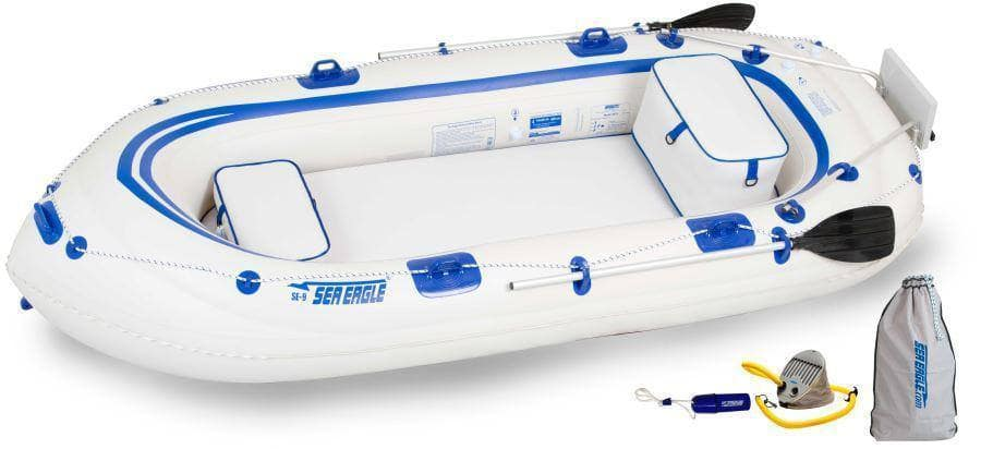 Sea Eagle SE9 Inflatable Boat(Fisherman's Dream)
