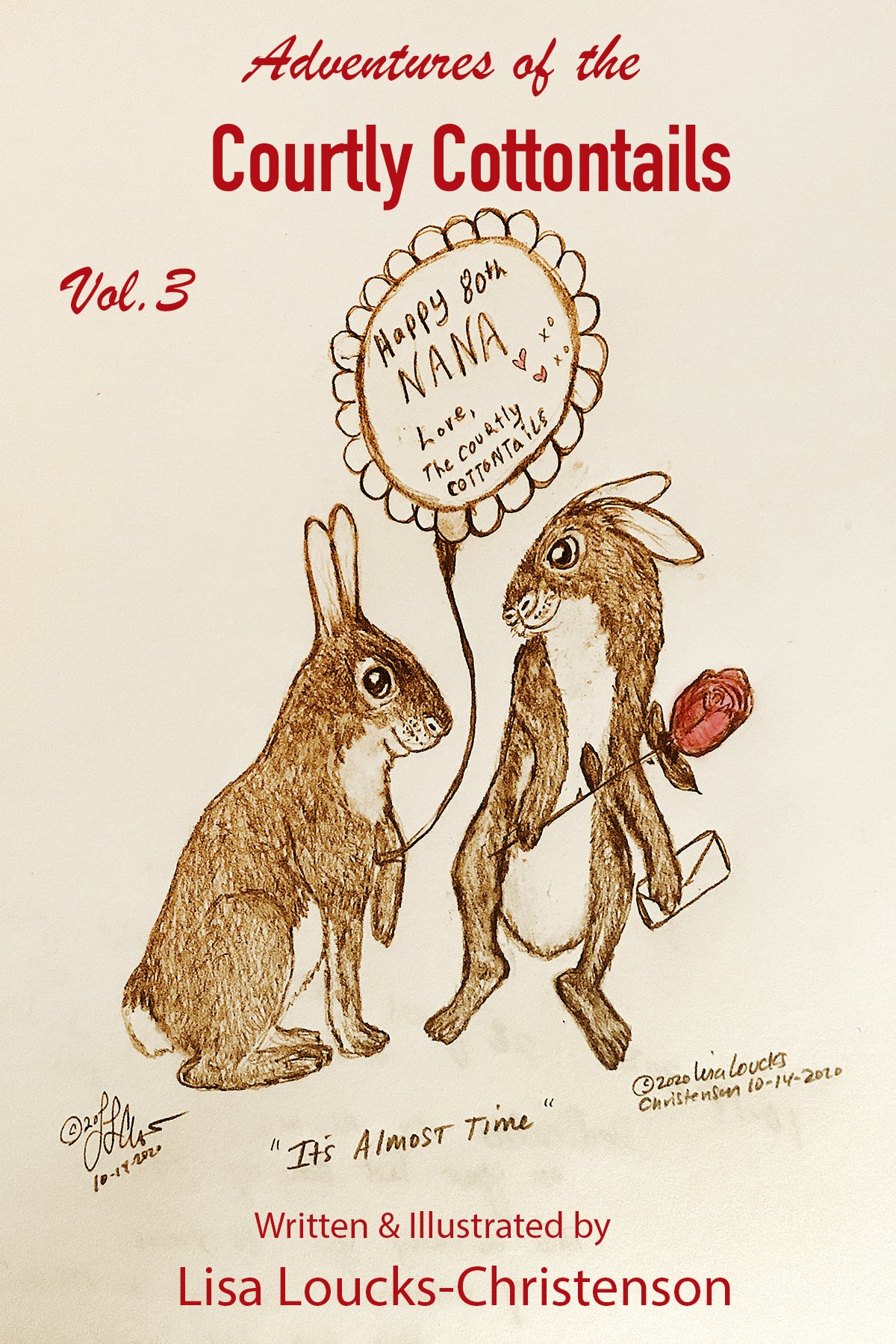 Adventures of the Courtly Cottontails, Vol. 3