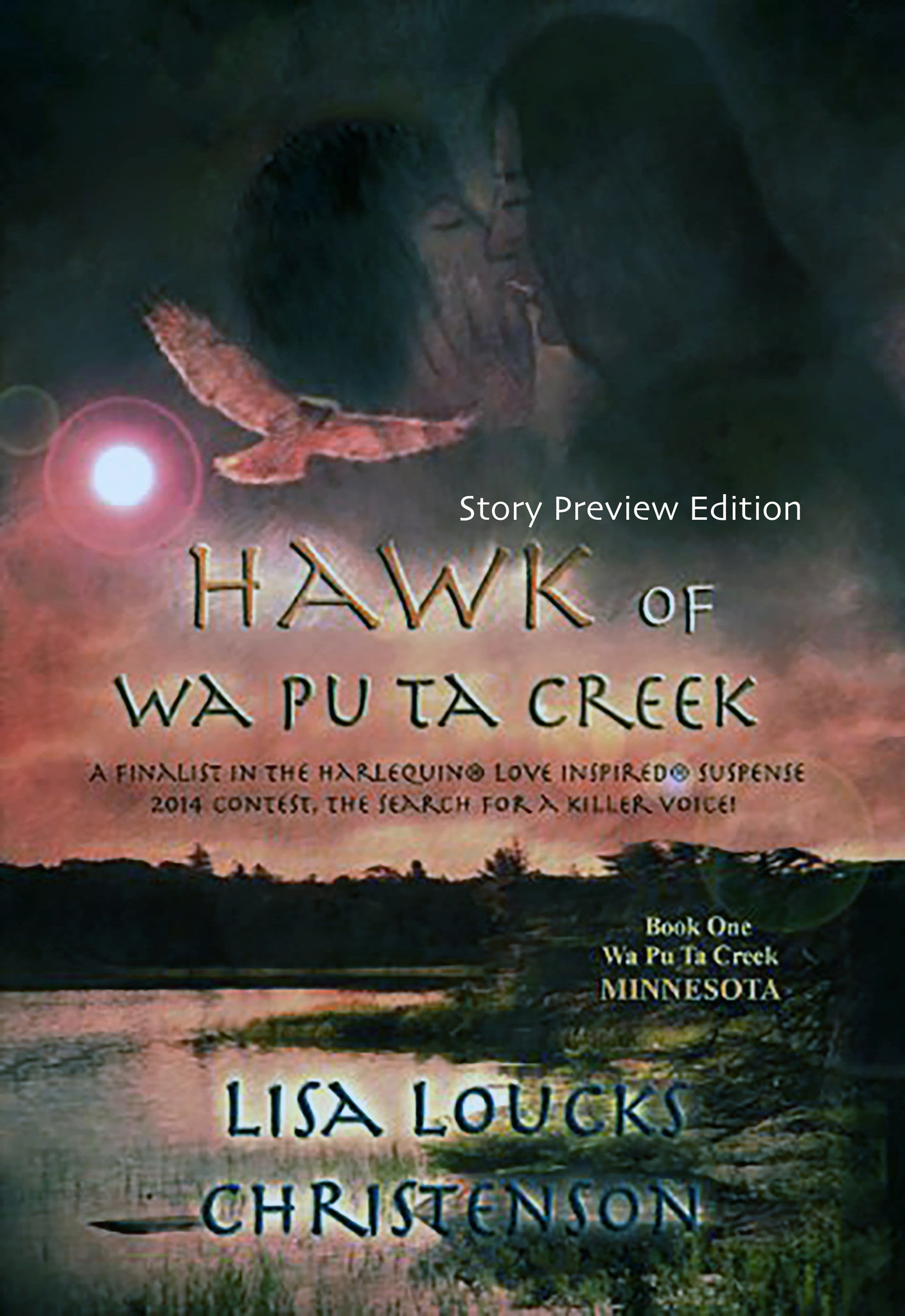 Hawk of Wa Pu Ta Creek | STORY PREVIEW EDITION