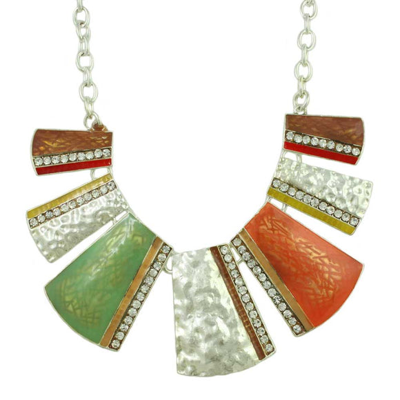Clearance Jewelry - Spring Necklace and Earring Set