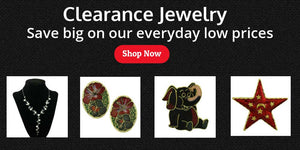 Clearance Jewelry, Big Savings Everyday - Necklaces, Earrings, Pins, Bracelets
