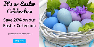 Easter Fashion Jewelry Sale, Pins, Earrings, Necklaces
