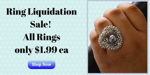 Adjustable Rings for under $2.00