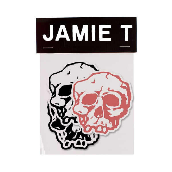 SKULL STICKER SET