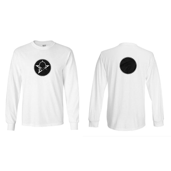 NO CAUSE White Longsleeve