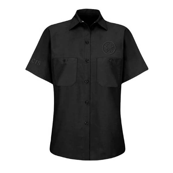 Embroidered Work Shirt