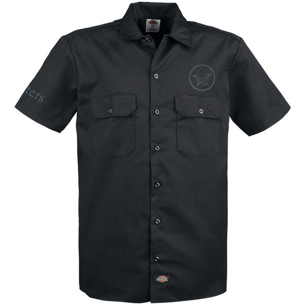 NEW DICKIES Workshirt Black
