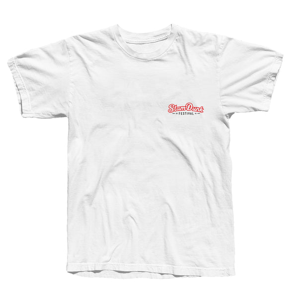 White 2019 Event Tee