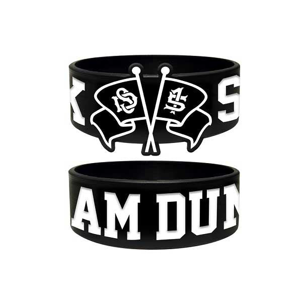 Black Flags Wristband