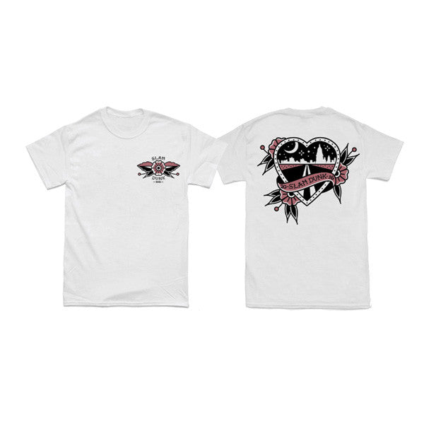 White City Heart Tee