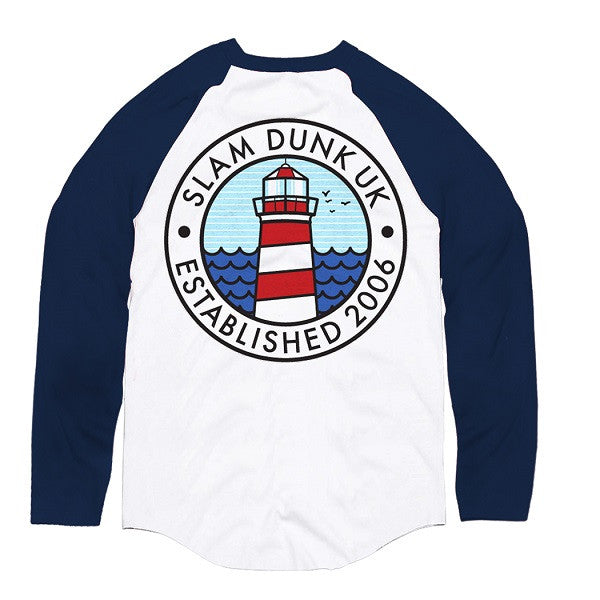 'LIGHTHOUSE' BASEBALL T-SHIRT