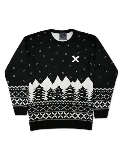 THE XX HOLIDAY JUMPER