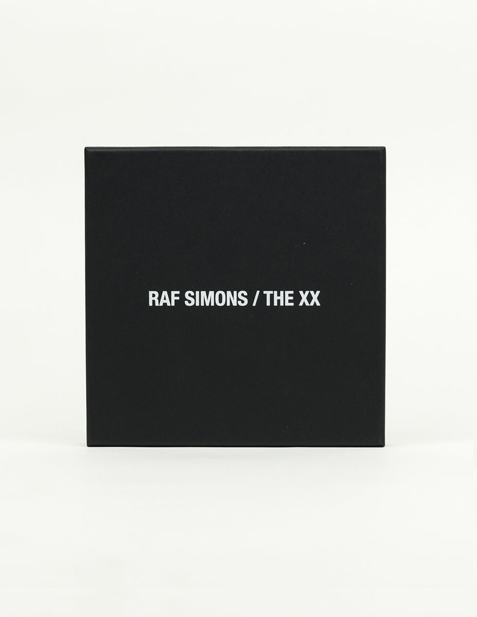 RAF SIMONS / THE XX - SET OF PATCHES (5