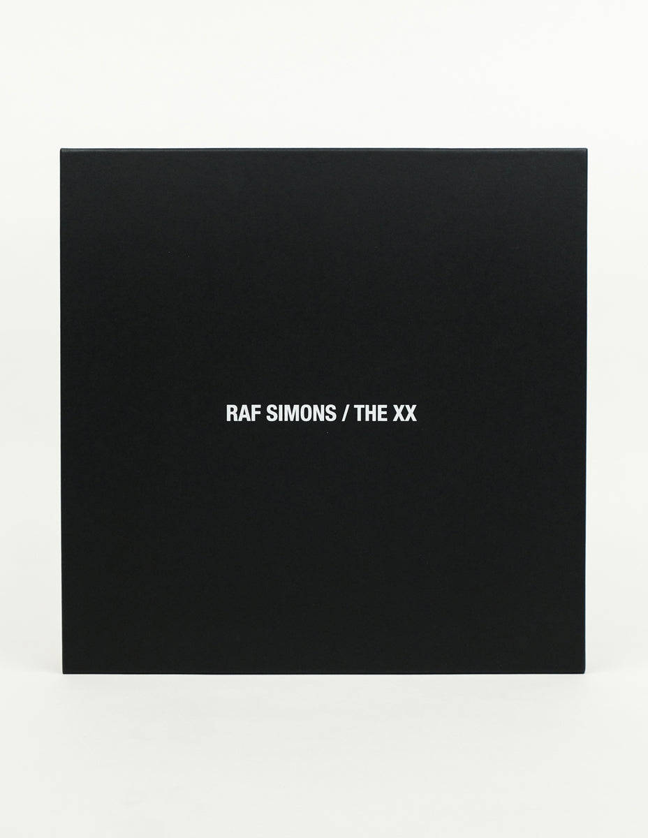 RAF SIMONS / THE XX - SET OF PATCHES (12