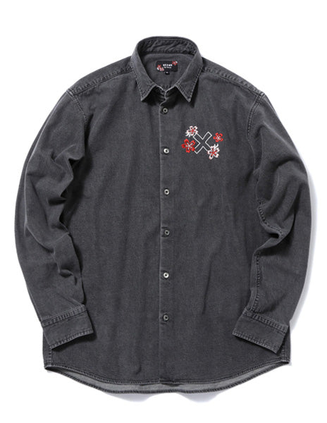 THE XX BEAMS DENIM SHIRT