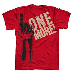 Red One More T-Shirt