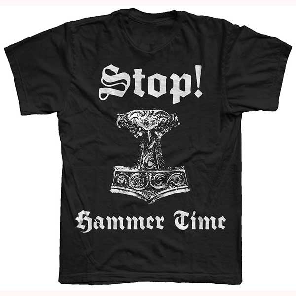 Black Hammer Time T-Shirt
