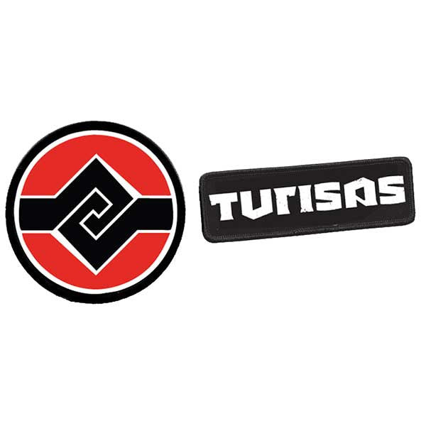 Turisas Logo Patch Set