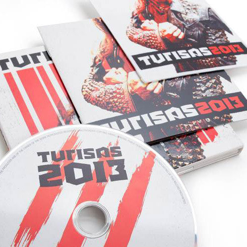 Turisas 2013 CD (ltd. edition)
